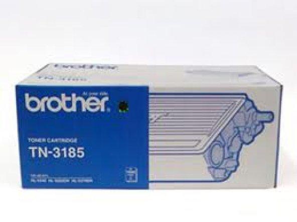 BROTHER TN-3185 BK SİYAH TONER 7.000 SAYFA