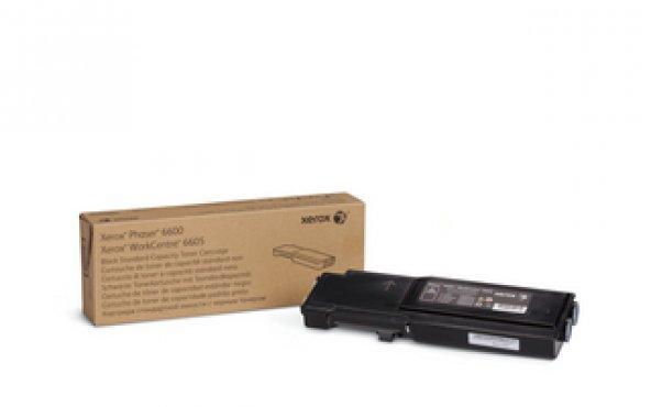 XEROX 106R02252 PHASER 6600/WC 6605 SIYAH TONER KARTUSU 3000 SAYF