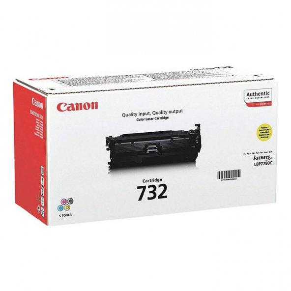 CANON 6260B002 CRG-732Y LAZER SARI TONER