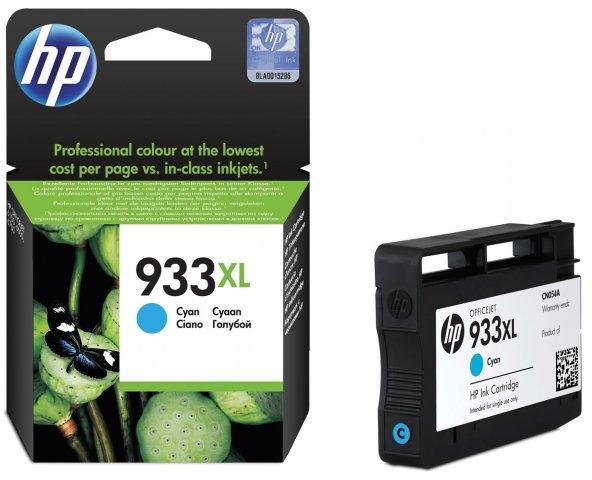 HP CN054AE (933XL) CAMGOBEGI YUKSEK KAPASITELI MUREKKEP KARTUSU 8