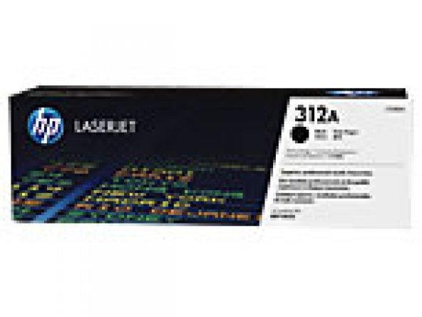 HP CF380A (312A) SIYAH TONER 2.400 SAYFA