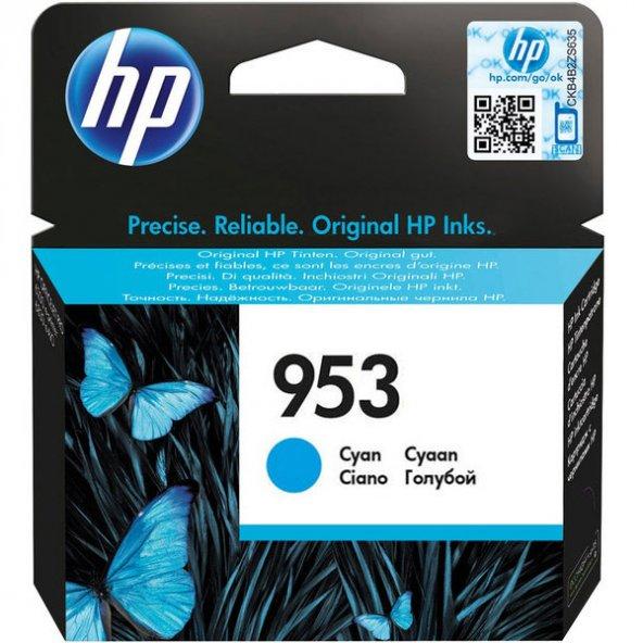 HP F6U12AE (953) CYAN MUREKKEP KARTUSU 700 SAYFA