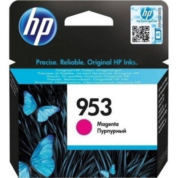 HP F6U13AE (953) MACENTA MUREKKEP KARTUSU 700 SAYFA