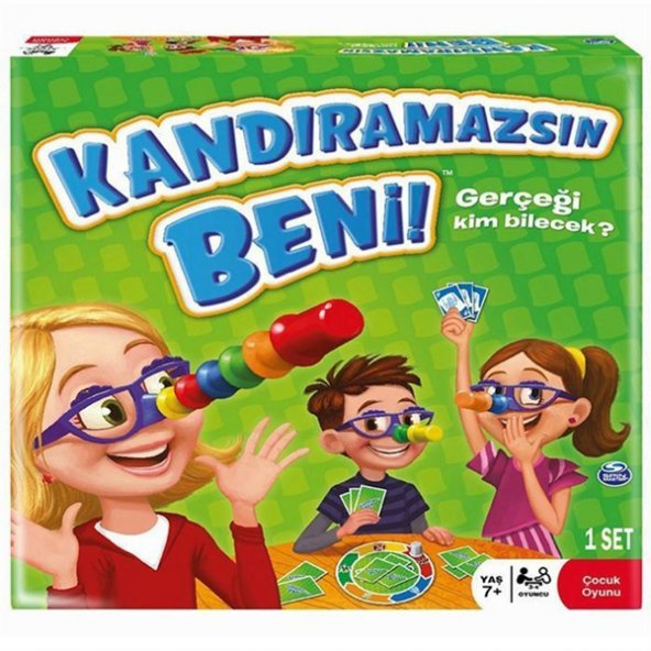 34545 KANDIRAMAZSIN BENİ +7 yaş /Samatlı