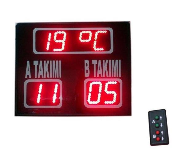 Seftil Dijital Skor Gösterici - 100x120cm