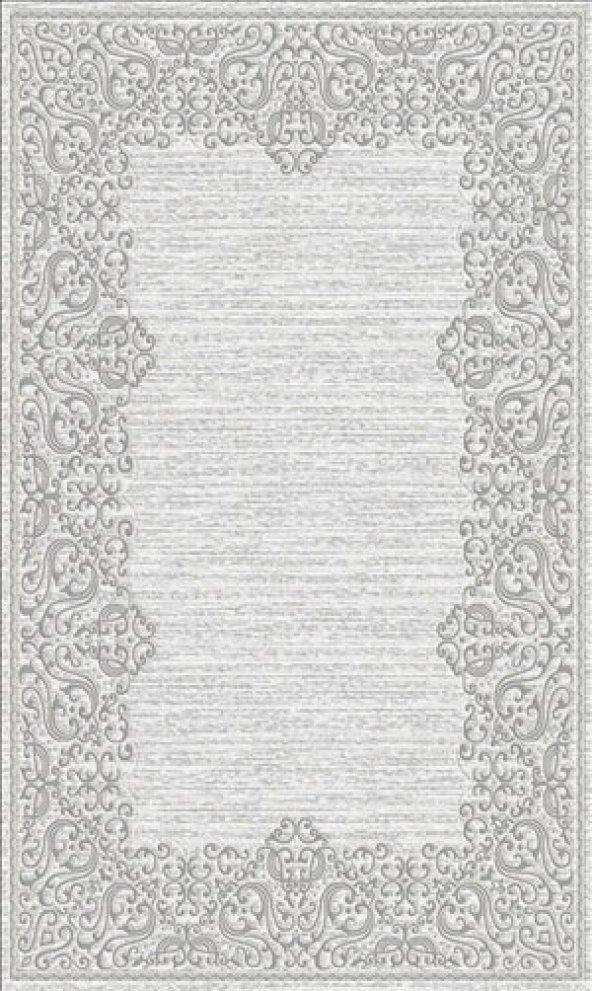 Gri Klasik Salon Halısı - HS96903E
