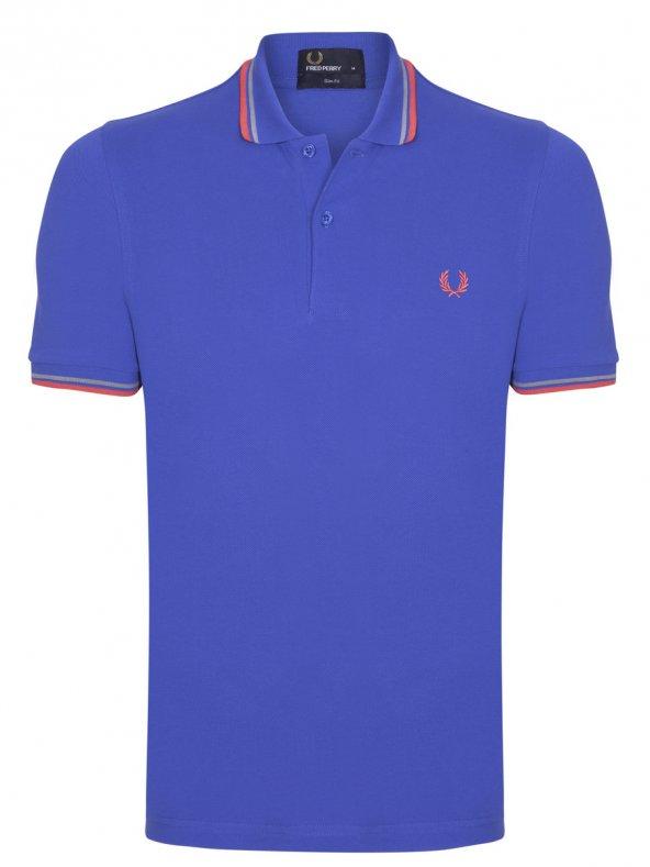 Fred Perry Slim Fit Polo Tişört