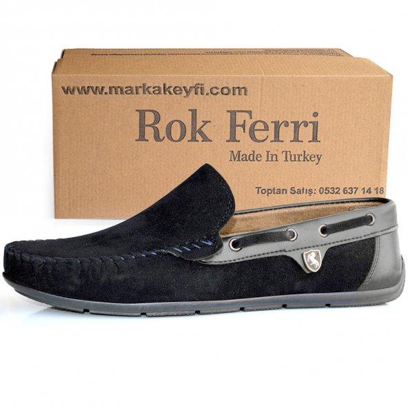 Ortopedik 11 RENK ROK FERRİ 917-010 Erkek Ayakkabı
