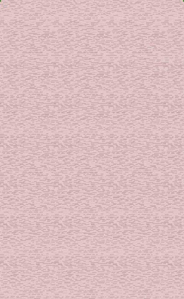 Pudra Düz Renk Modern Salon Yatak Odası Halısı