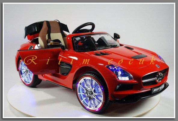 Babyhope Sx-128 Mercedes Amg Uzaktan Kumandalı Akülü Araba