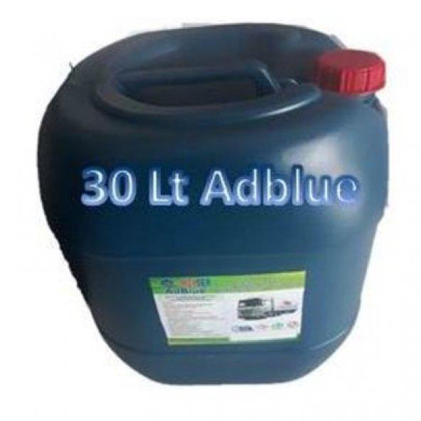 Mekblue 30 Lt Bidon Adblue