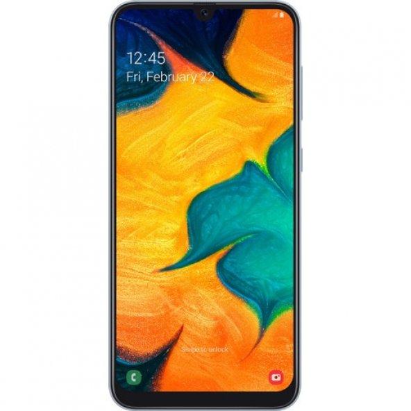 Samsung Galaxy A30 2019 64 GB Beyaz Cep Telefonu (Samsung Türkiye Garantili)