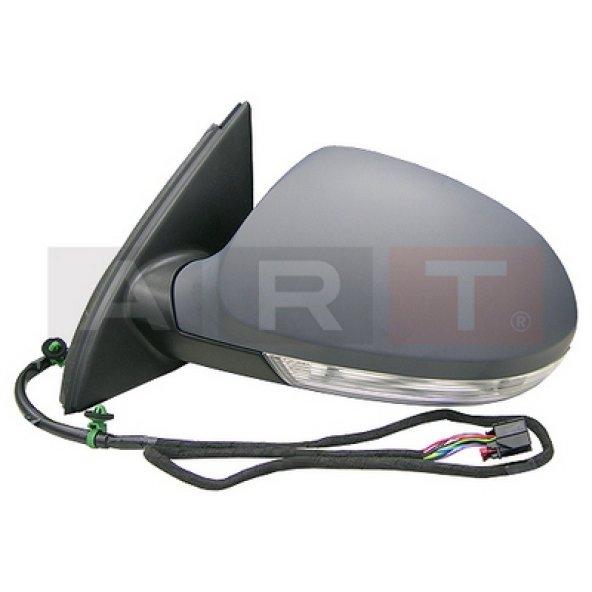 Volkswagen Passat 2005-2010 Elektrikli Sinyalli Komple Ayna Sol