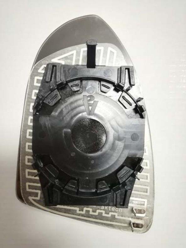 Volkswagen Polo 2010-18 Elektrikli Isıtmalı Ayna Camı Sol