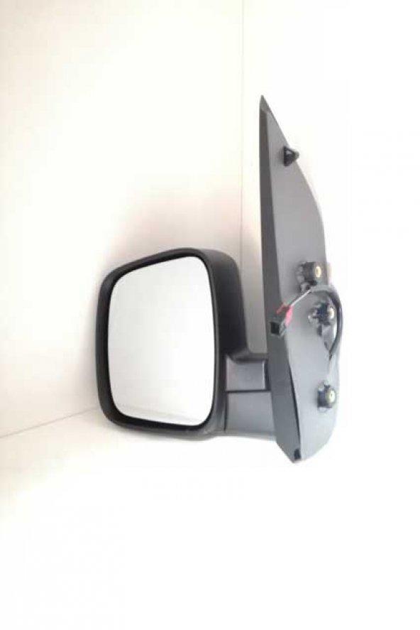 Peugeot Bipper Elektrikli Isıtmalı Sol Dikiz Aynası