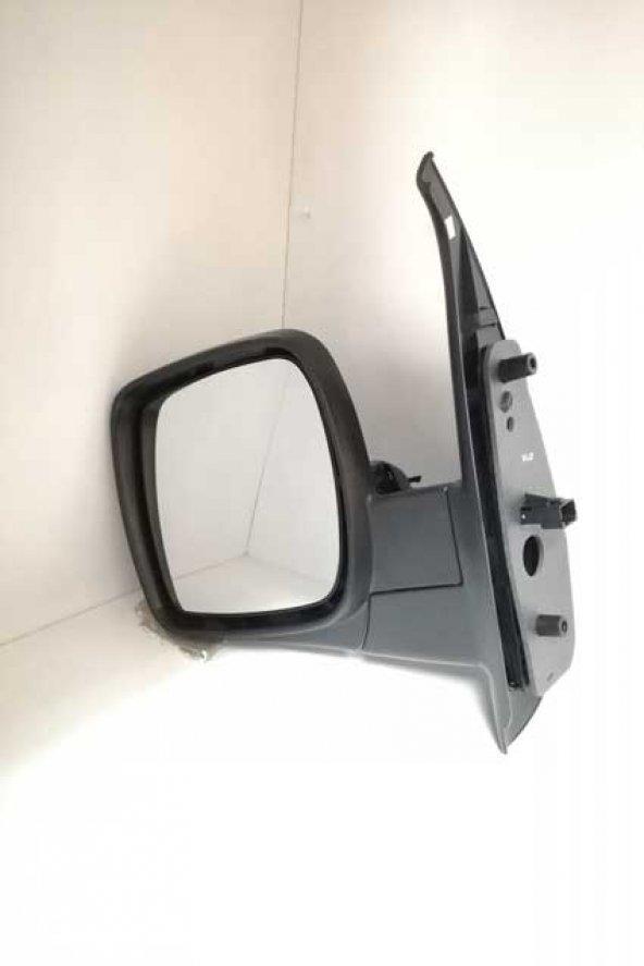 Renault Kangoo III Elektrikli Isıtmalı Komple Sol Dikiz Aynası