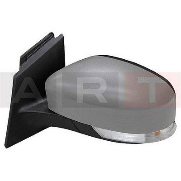 Ford Focus Elektrikli Isıtmalı Sinyalli Komple Sol Dikiz Aynası