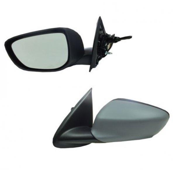 Peugeot 301 Komple Sol Dikiz Aynası