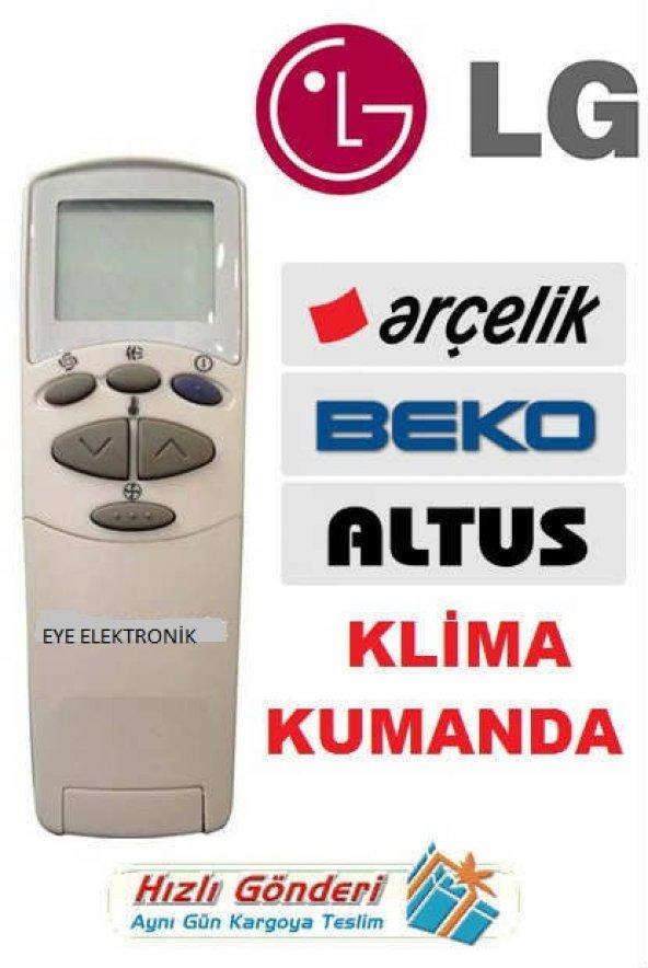 LG BEKO ARÇELİK KLİMA KUMANDA PİL HEDİYE