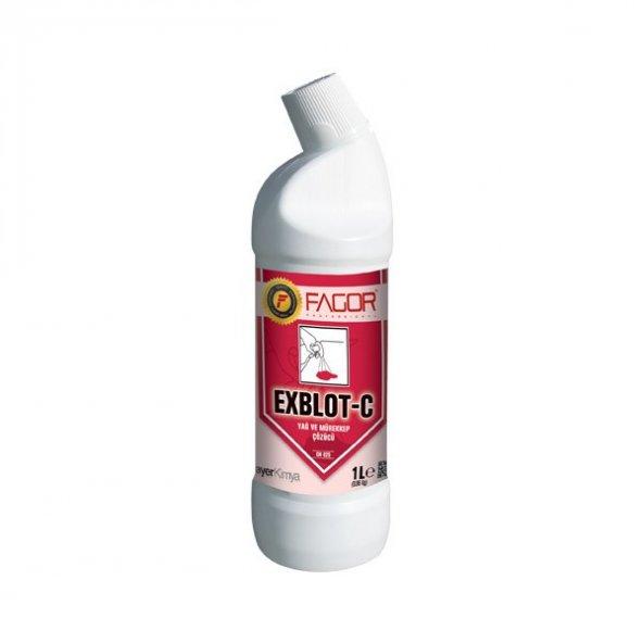 Tekstil Leke Çıkarıcı EXBLOT-C 1 Kg