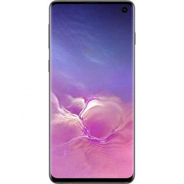 Samsung Galaxy S10 128 GB Siyah Cep Telefonu (Samsung Türkiye Gar