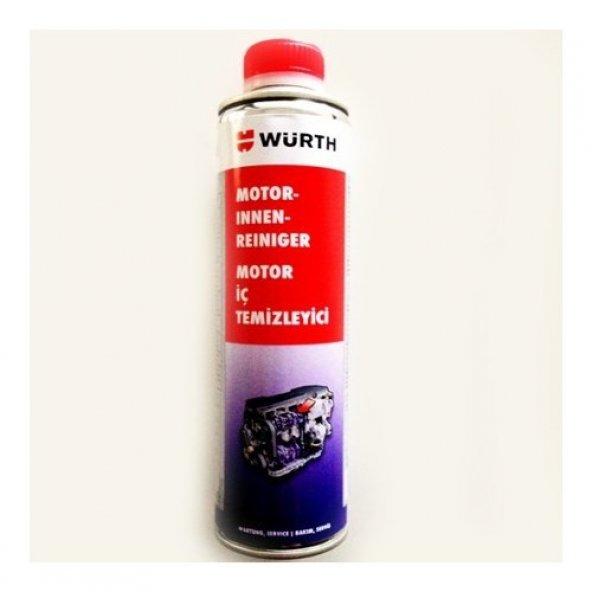 Würth Motor Yağ Temizleme 200 Ml