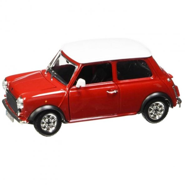 1:24 Burago Mini Cooper (1969)