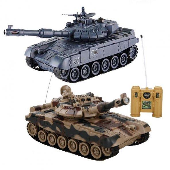 1:28 Interactive Uzaktan Kumandalı Tank
