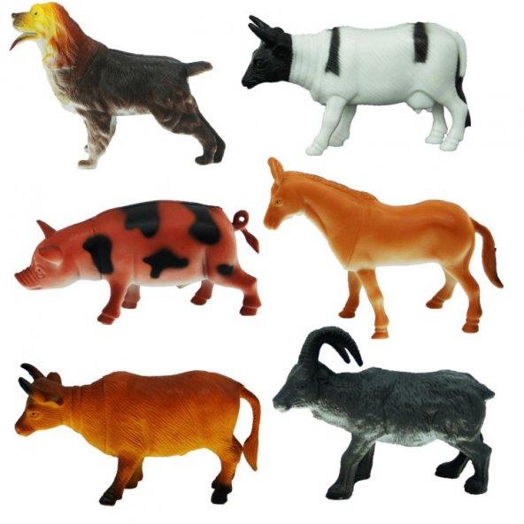 Çiftlik Hayvanları Poşetli