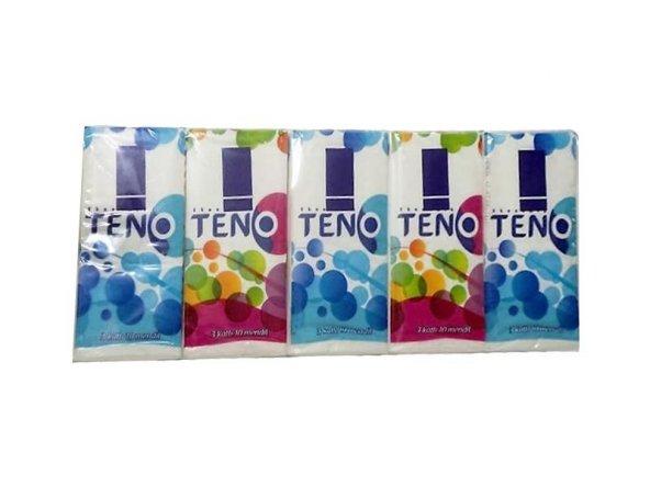 TENO Cep Mendil 10lu 1 paket