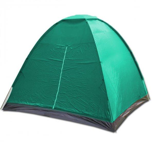 YS-127 4 P Yeşil Dome Çadır (240*210*140 cm)