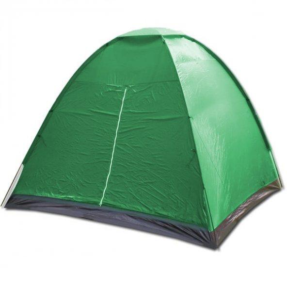 Savage YS-127 4 P Yüksek Haki Dome Çadır (240*210*180 cm)