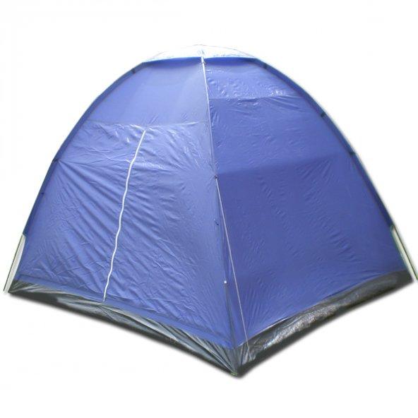 Savage YS-127 5 P Koyu Mavi Dome Çadır (280*240*180 cm)