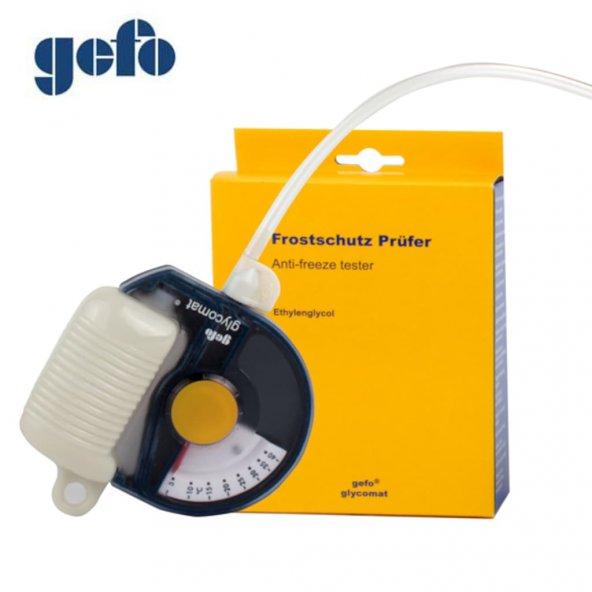 GEFO 1100 Glycomat Antifiriz Bomesi
