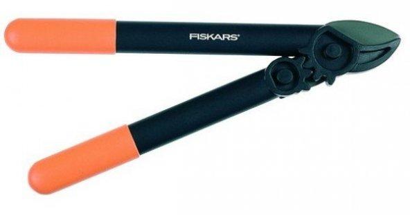 FISKARS 112170 Powergear Anvil Dal Kesme Budama Makası (S)