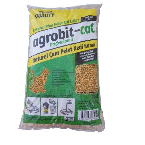 Agrobit Cat Kedi Kumu Çam Pelet i 20 lt Çv 6601-07 (#414374634)