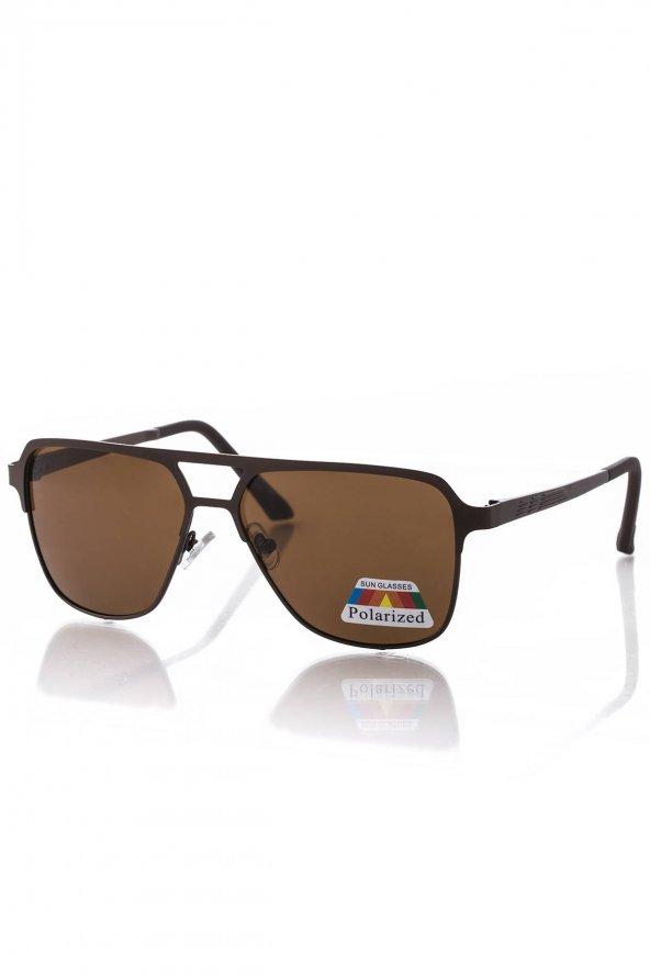 MP9002PR002 Kahverengi Erkek Güneş Gözlüğü