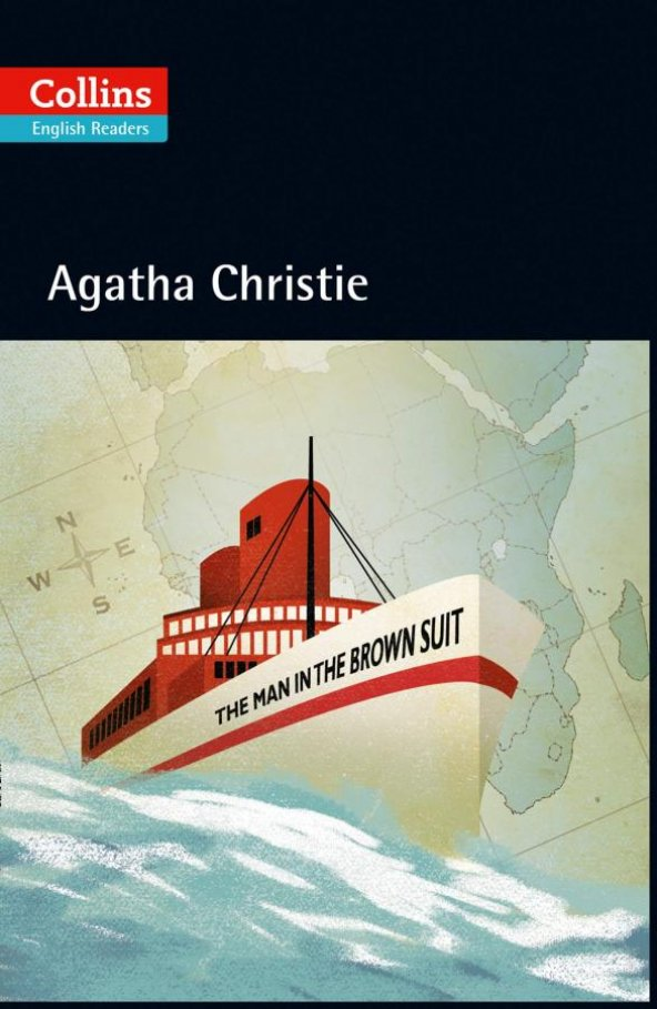 The Man in the Brown Suit +CD (Agatha Christie Readers)