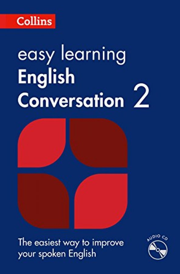 Easy Learning English Conversation 2 +CD (2nd Edition)