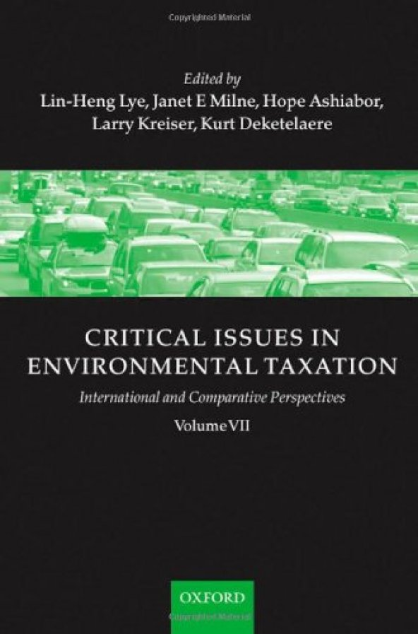 Critical Issues in Environmental Taxation: Volume VII