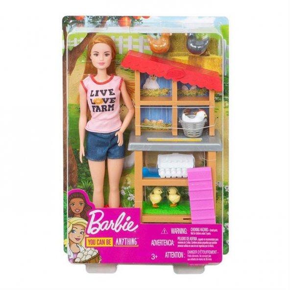 Barbie Ben Büyüyünce Oyun Seti DHB63-FXP15