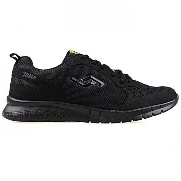 Jump 21049 Günlük Yürüyüş Koşu Erkek Çocuk Spor Ayakkabı SİYAH
