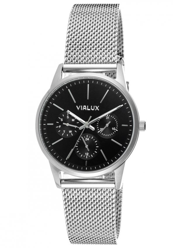 Vialux LY524S-04SS Kadın Kol Saati