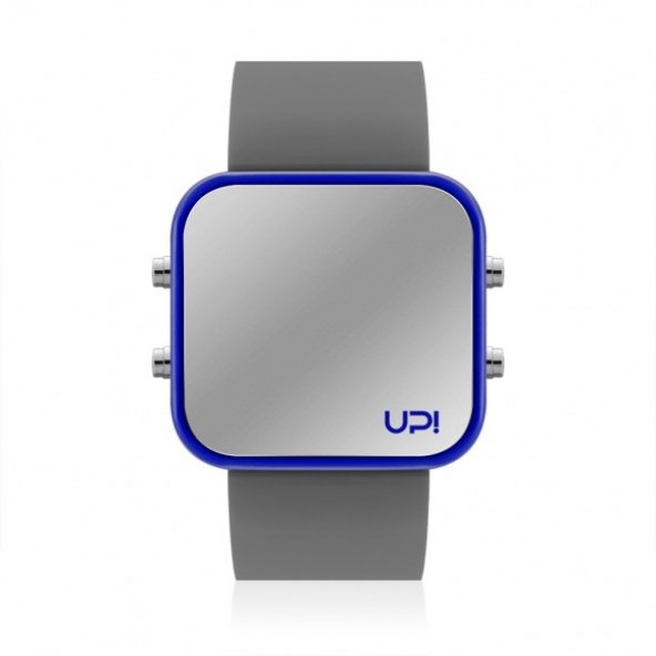 UPWATCH LED BLUE&GREY