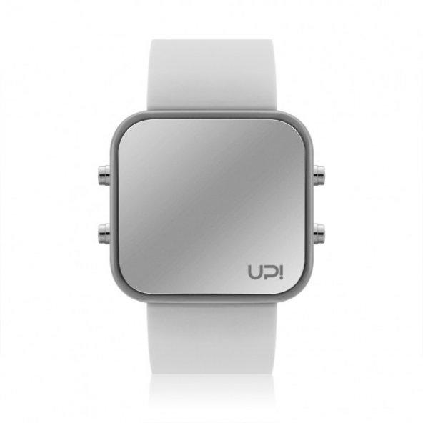 UPWATCH LED GREY&WHITE