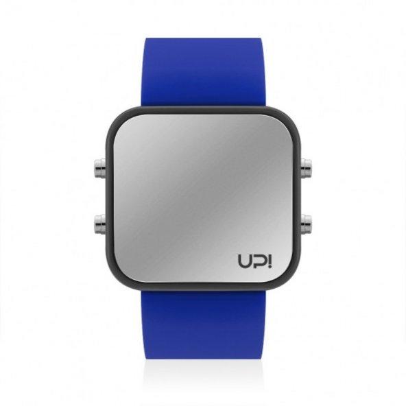 UPWATCH LED BLACK&BLUE