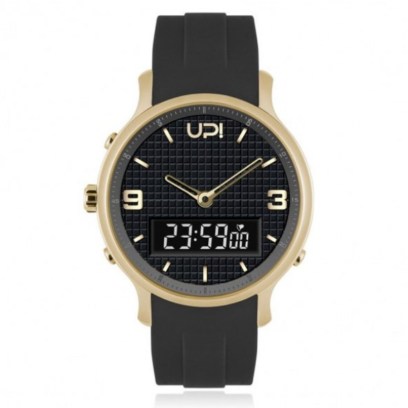 UPWATCH DOUBLE GOLD&BLACK