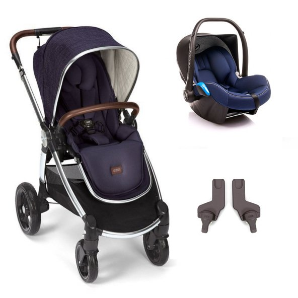 Mamas Papas Ocarro Travel Sistem Bebek Arabası Dark Navy
