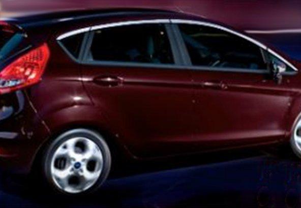 Ford Fiesta Cam Çerçevesi 8 Prç. (Üst) 2009-