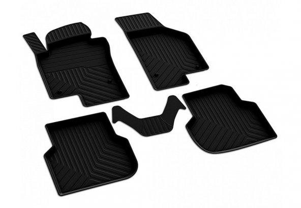 Volkswagen Beetle 4D Paspas Siyah (2012-)